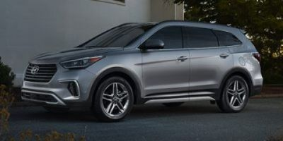 2019 Hyundai Santa Fe GLS (Frost)