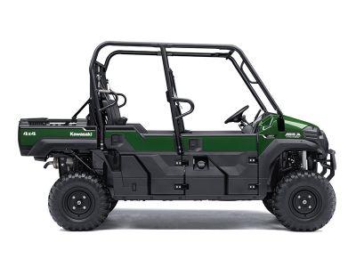 2018 Kawasaki Mule PRO-FXT EPS Side x Side Utility Vehicles Arlington, TX