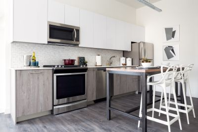 Condo Quality Irving Park 1 bed with In unit Laundry + High End Finishes - Fitness Center