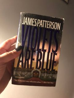 James Patterson Violets Are Blue