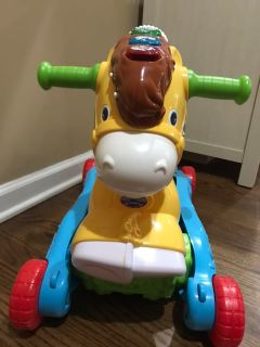 Baby ride on toy