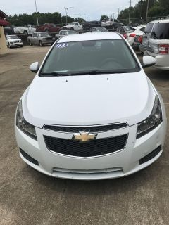 2013 Chevrolet Cruze LT Fleet (White)