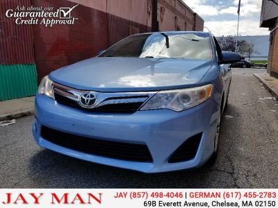 2012 Toyota Camry L (Blue)