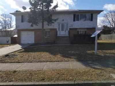 4 Bed 2 Bath Foreclosure Property in Wyandanch, NY 11798 - N 21st St