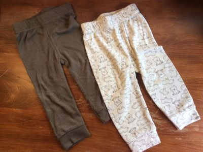 EUC carters just one you 18m pants