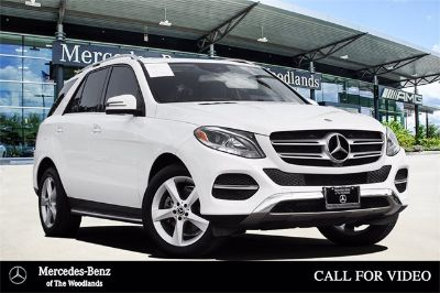 2017 Mercedes-Benz M-Class ML350 4MATIC (Polar White)