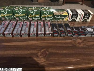 For Sale/Trade: 4425 Rounds of .22 ammo