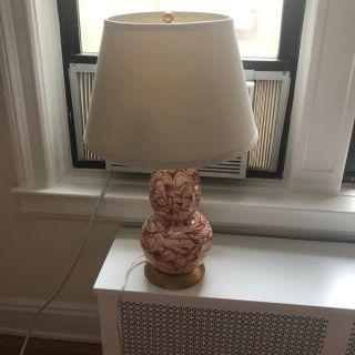 Safavieh Coral lamp