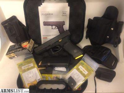 For Sale/Trade: Glock 21 gen 4 package