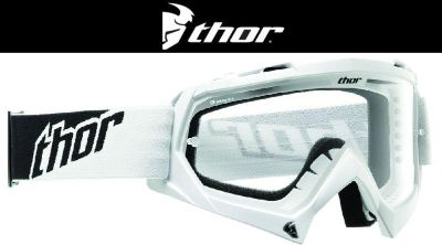 Find Thor Youth Enemy White Dirt Bike Goggles Motocross MX ATV 2014 motorcycle in Ashton, Illinois, US, for US $22.95
