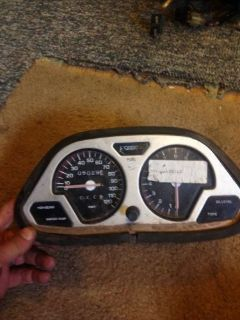 Purchase Yamaha VMax 500 600 Speedometer Gauges motorcycle in Omro, Wisconsin, United States, for US $30.00