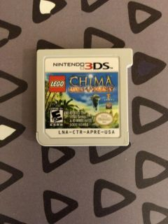 Chima 3DS game