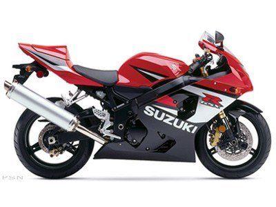 2005 Suzuki GSX-R600 SuperSport Motorcycles Meridian, ID