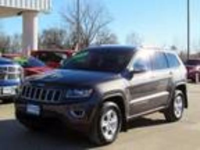 2015 Jeep grand cherokee Gray, 40K miles