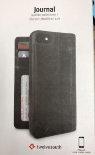 Leather Wallet Journal Case