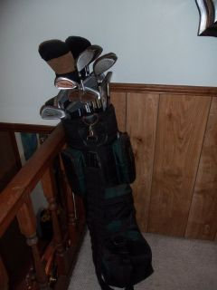 taylor made golf/clubs