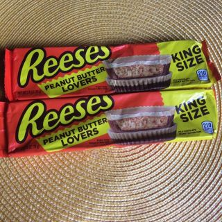 Reese s King sized - peanut butter lovers