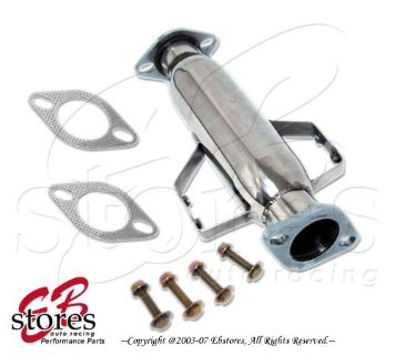 Sell Test Pipe CAT Eclipse 95 96 97 98 99 Non-Turbo RS GS motorcycle in La Puente, California, United States, for US $35.98