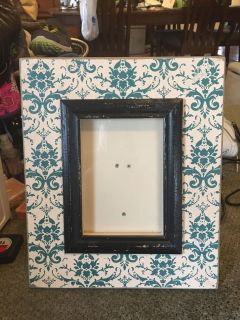Beautiful hobby lobby picture frame wood