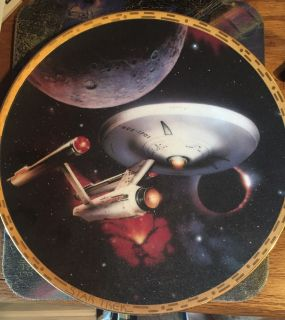 STAR TREK THE VOYAGERS COLLECT