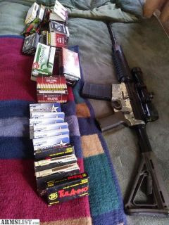For Sale: 223 rounds