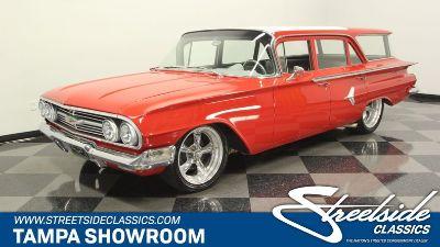 1960 Chevrolet Bel Air Wagon