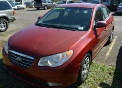 2008 Hyundai Elantra GLS ()