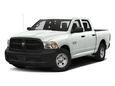 2017 RAM RSX Express (Brilliant Black Crystal Pearlcoat)