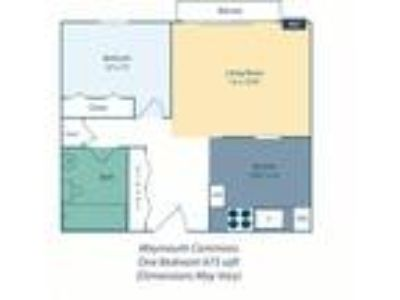 Weymouth Commons - 1 BR One BA