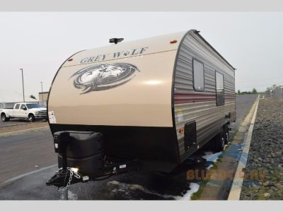 2018 Forest River Rv Cherokee Grey Wolf 22BH