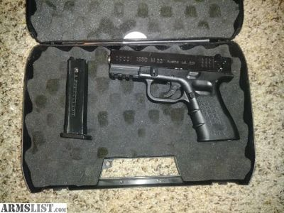 For Sale: Issc m22