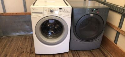 Whirlpool Duet Washer and Dryer *Please read description*