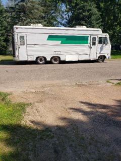 1974 chevy barth rv