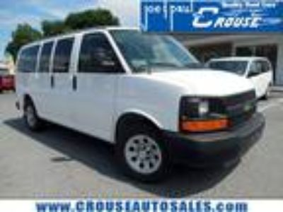 Used 2010 CHEVROLET Express Passenger For Sale