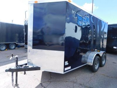 2018 Other 12L7XHX7W ENCLOSED Trailer Trailers Loveland, CO