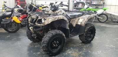 2006 Yamaha Grizzly 660 Auto. 4x4 Ducks Unlimited Edition Utility ATVs Athens, OH
