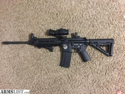 For Sale: AR15 with magpul furniture