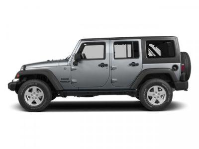 2014 Jeep Wrangler Unlimited Sport (Billet Metallic Clearcoat)
