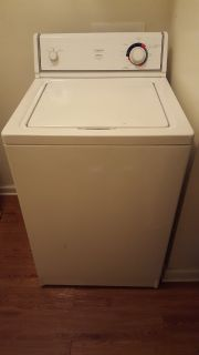 Used or non-working washers and dryers