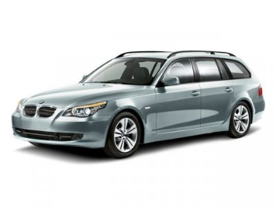 2010 BMW 5-Series 535xi (Black Sapphire Metallic)