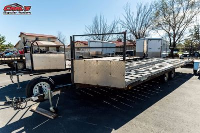 2008 Voyager Trailers 4 Place Snow Equipment Trailer Trailers Boise, ID