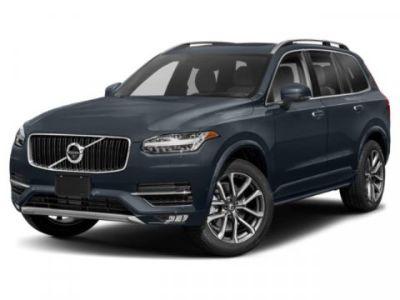 2019 Volvo XC90 R-Design (Onyx Black)