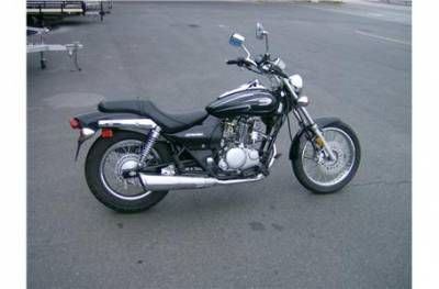 2005 Kawasaki BN125A8 (Ellsworth location)