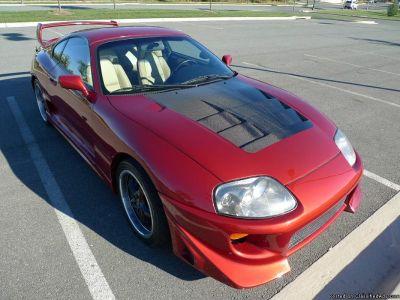 Auto 1993 Toyota Supra