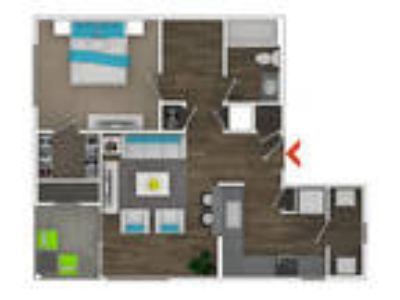 Monroe Place Apartments - One BR