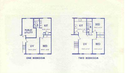 1 bedroom in Rushville
