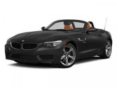 2014 BMW Z4 sDrive28i (BLACK)