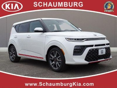 2020 Kia Soul GT-Line Turbo (Snow White Pearl)