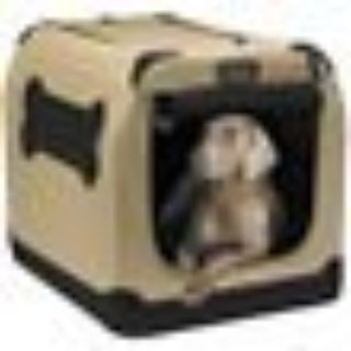 Firstrax Petnation Port-A-Crate Indoor & Outdoor Pet Home