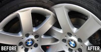 $125, Bent, Scratcted, severe wheel damage I can get it Done in 1 Day Wheel repair